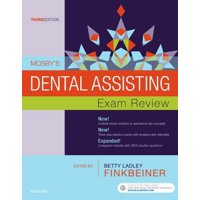 Mosby's Dental Assisting Exam Review (Edition 3) (Paperback)