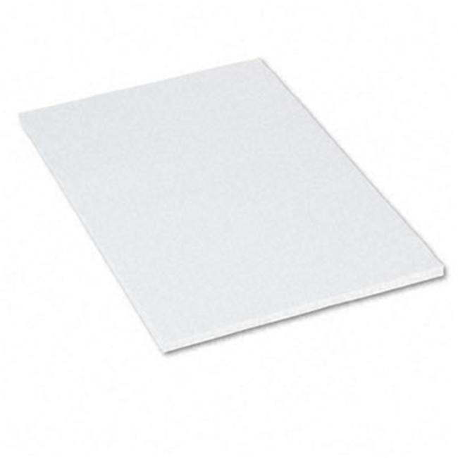 Medium Weight Tagboard  36 x 24  White  100 per Pack - image 1 of 1