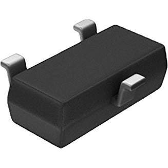 SST2907AT116 Transistors PNP 60V .6A SOT-2-3 (10 pieces) - (Pnp Rf Transistor)