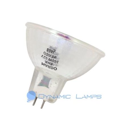 54984 ENX Osram 360W 82V MR16 Tungsten Halogen Overhead Projector Lamp