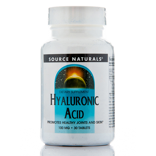 Source Naturals Source Naturals  Hyaluronic Acid, 30 ea