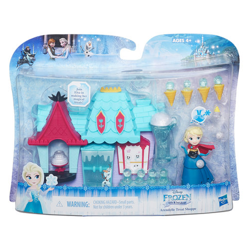 Frozen Little Kingdom Elsa And The Arendelle Treat Shoppe