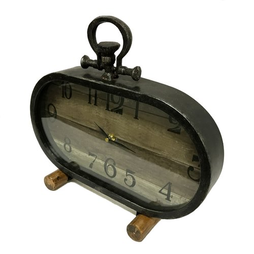 Wilco Home Timberland Nova Scotia Tabletop Clock