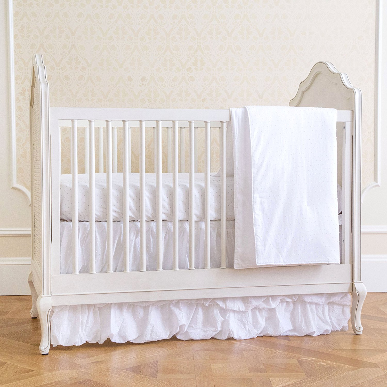 Summer Infant Products 4-Piece Classic Bedding Set with A...