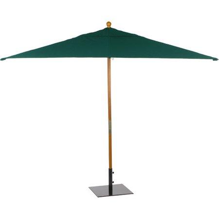 Oxford Garden Rectangular Umbrella
