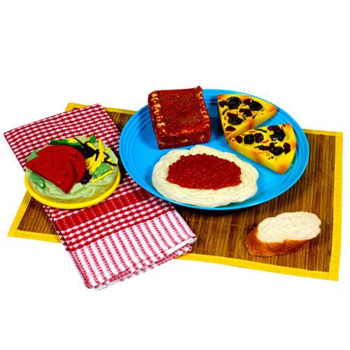 Italian Play Food