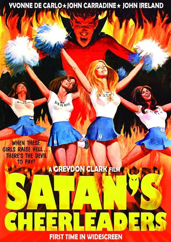 Satan's Cheerleaders by