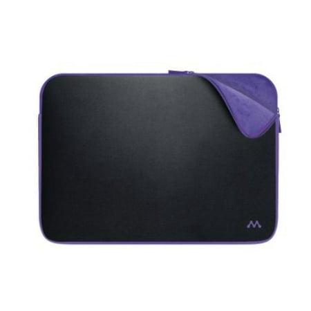 High Sierra Laptop Bags (Merkury Innovations 16 Inch Neoprene Laptop Sleeve (Black/Purple))