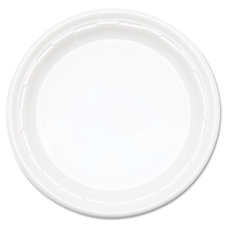 Dart Famous Service Impact Plastic Dinnerware Plates, (Pack of 500) - Famous Service Plate