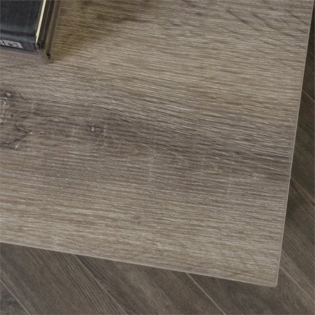 Sauder Canal Street Anywhere Console Table in Northern Oak - image 5 of 9