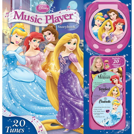 Disney Princess Music Player - Halloween Stories For Children Disney
