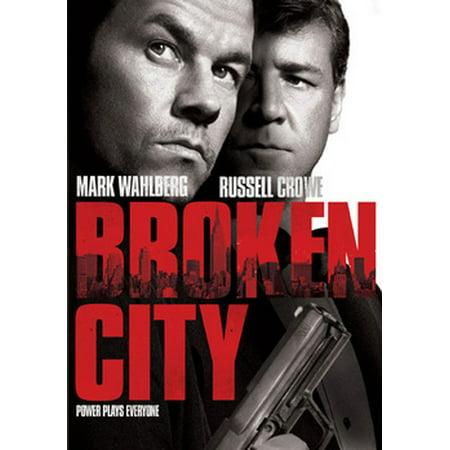 Broken City (DVD)](City Of Broken Arrow Halloween)