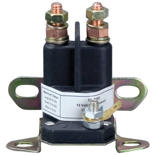 Briggs and Stratton 3-Terminal Solenoid