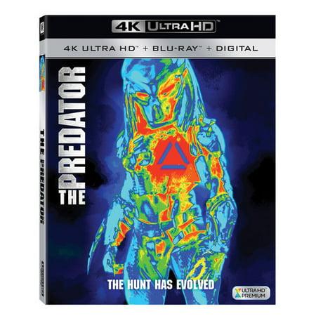 The Predator (2018) (4K Ultra HD+Blu-ray+Digital Copy)