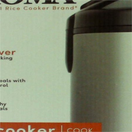 Aroma 8 Cup Rice Cooker - Stainless Steel ARC-904SB (Starbucks Barista Aroma 8 Cup Thermal Coffee Maker)