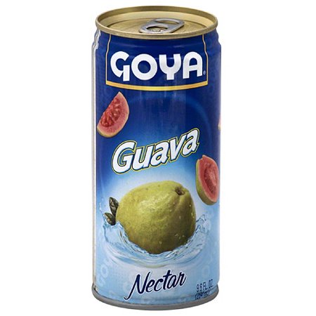 Goya Guava Nectar  9 6 Fl Oz   Pack Of 24
