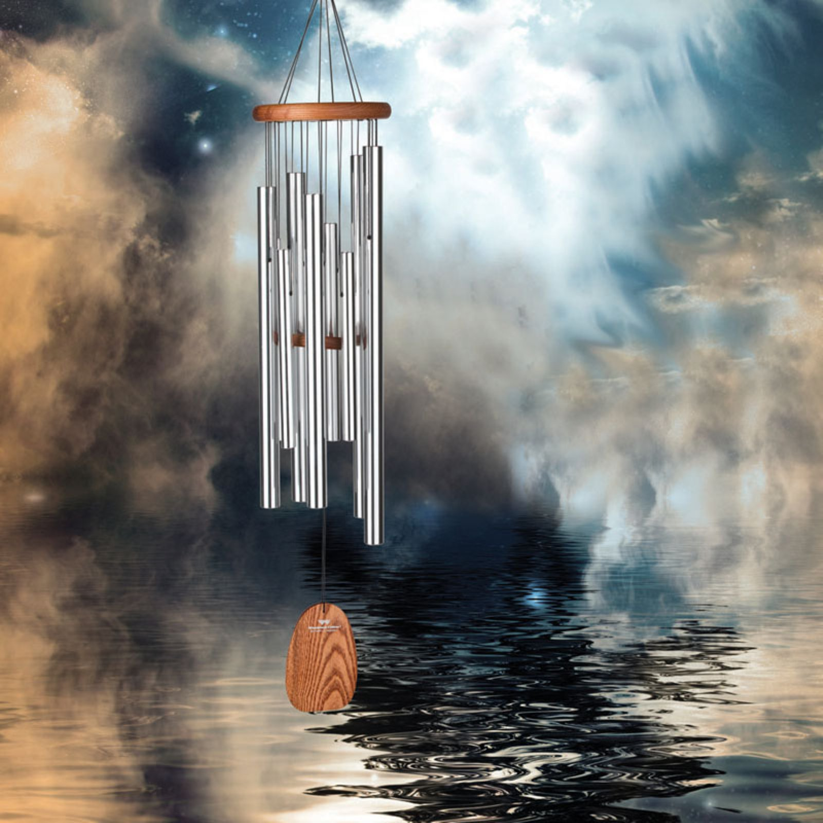 Woodstock Magical Mystery Butterflys Farewell Wind Chime by Woodstock