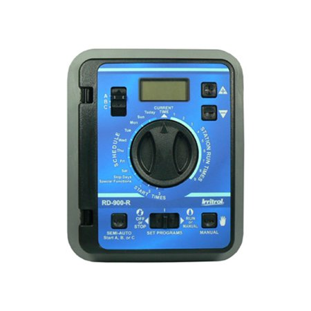 Irritrol RD900-EXT-R 9-Station Rain Dial-R Series Outdoor Controller