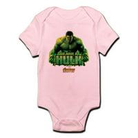 CafePress - Avengers Infinity War Hulk - Baby Light Bodysuit