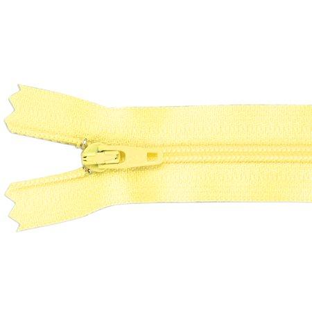 Ziplon Coil Zipper 14 Inch  Canary Multi Colored