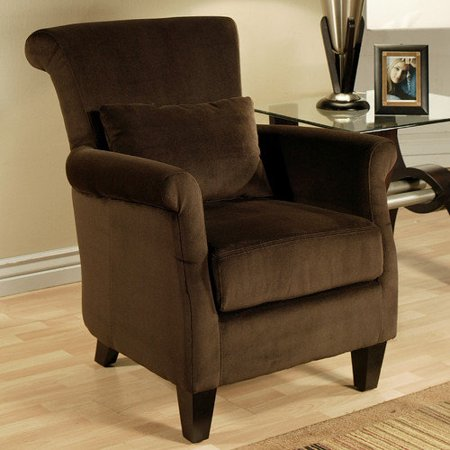 Abbyson Living Milano Suede Sierra Chair