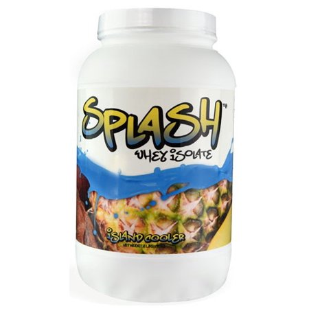 Image of About Time SDC Nutrition SPLASH Whey Isolate Island Cooler - 2 lbs