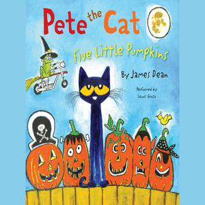 Pete the Cat: Five Little Pumpkins - Audiobook for $<!---->