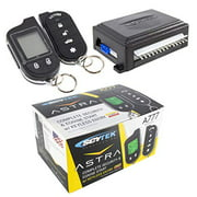 Best Car Alarms - Car Alarm Security System, Keyless Entry 2-Way LCD Review