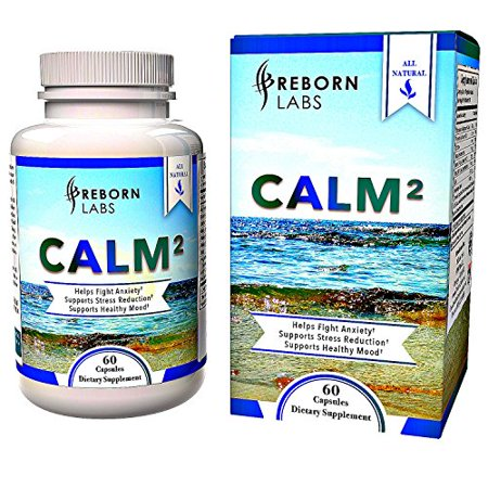 Anxiety Relief Pills that Work Quickly to Reduce Anxiety & Stress - With  Magnesium & Ashwagandha - Long-Lasting Anti Anxiety Supplement - With