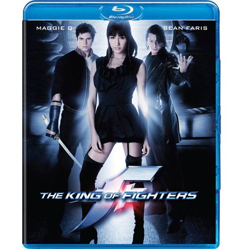 The King Of Fighters (Blu-ray + Standard DVD) (Widescreen)