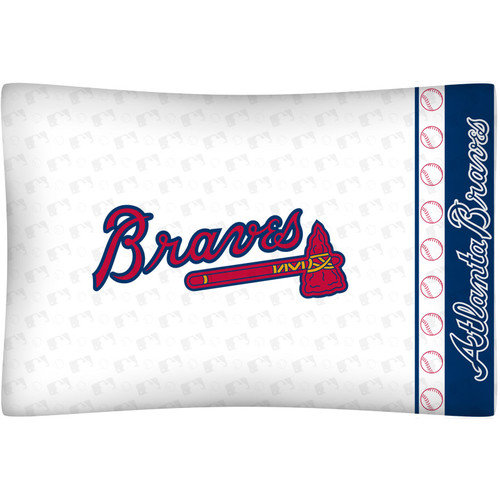 Sports Coverage Inc. MLB Micro Fiber Pillow Case Logo