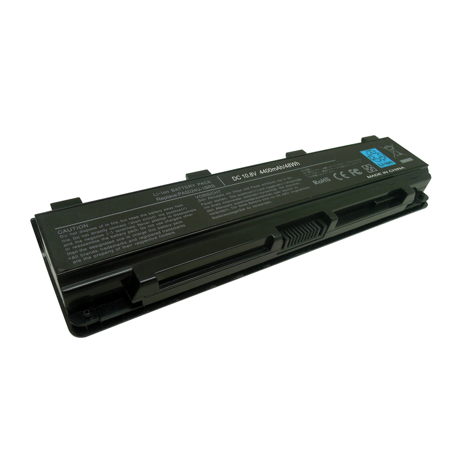 Superb Choice 6-cell TOSHIBA Satellite C850D-008 Laptop Batterry