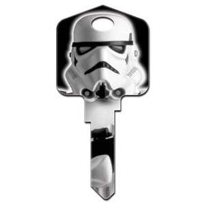 Kwikset  STAR WARS - Stormtrooper Key Blank