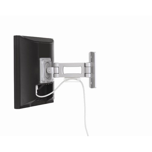 Bretford Manufacturing Inc Single Arm Small Flat Panel Wall Mount (Up to 22'')