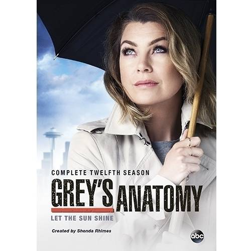 Grey's Anatomy: The Complete Twelfth Season (Widescreen)