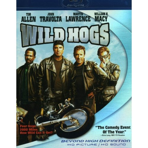 Wild Hogs (Blu-ray) (Widescreen)