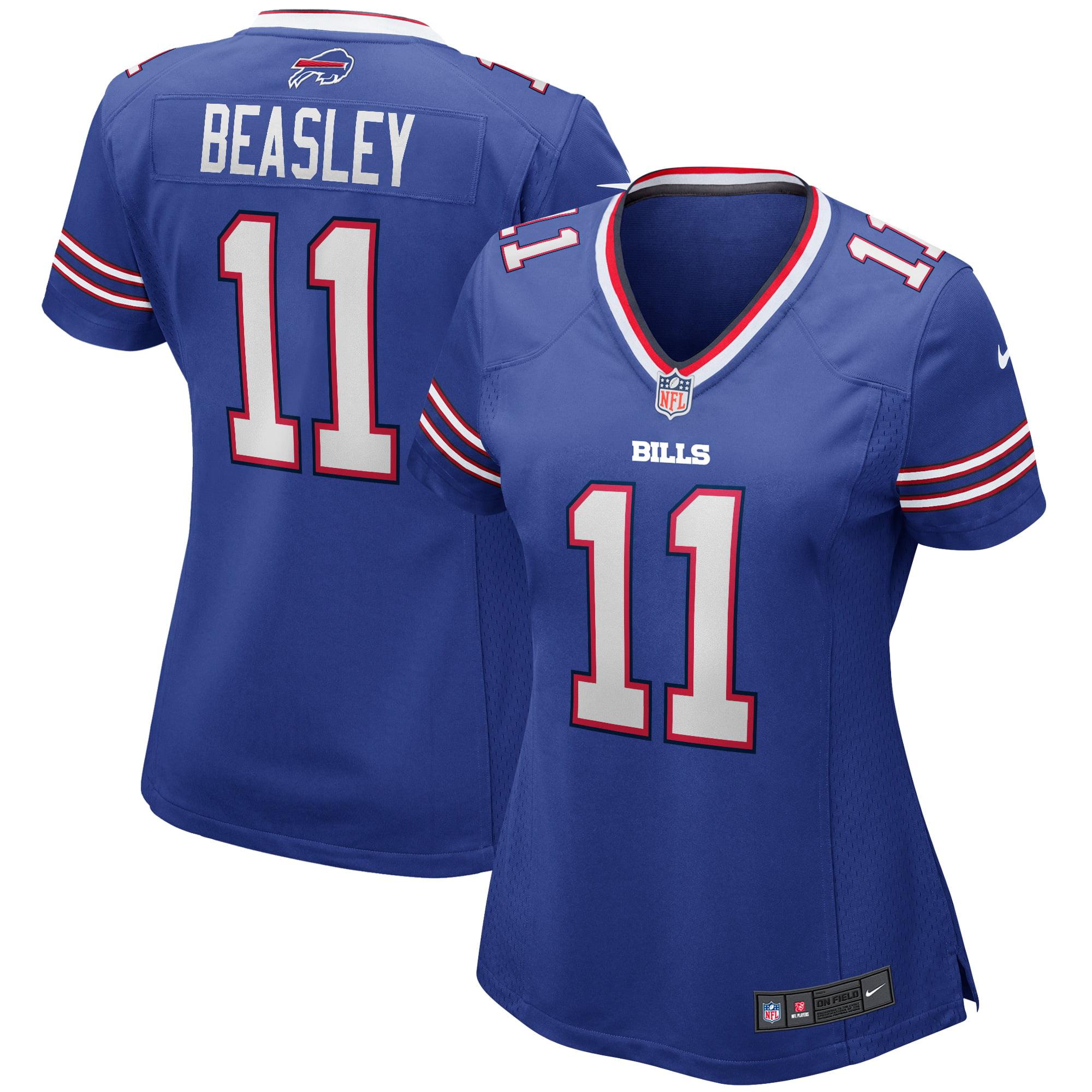 Cole Beasley Buffalo Bills Nike Women's Player Game Jersey - Royal - Walmart.com