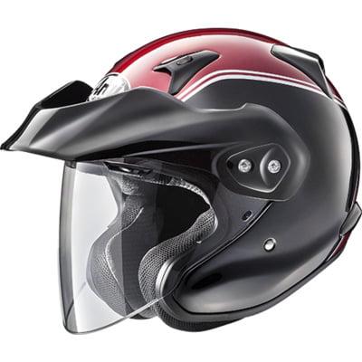 Arai XC-W Gold Wing Helmet, Red/Black, Size:XS