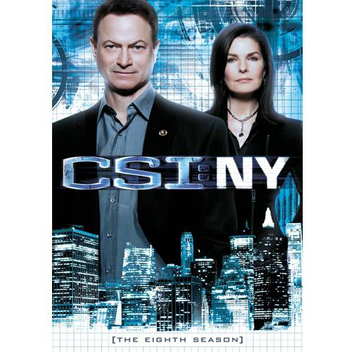 CSI: NY - The Eighth Season (Widescreen)