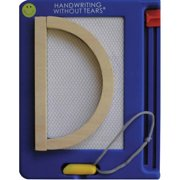 Handwriting Without Tears Slide Stamp and See Screen, 4 X 6 Inches, Wooden