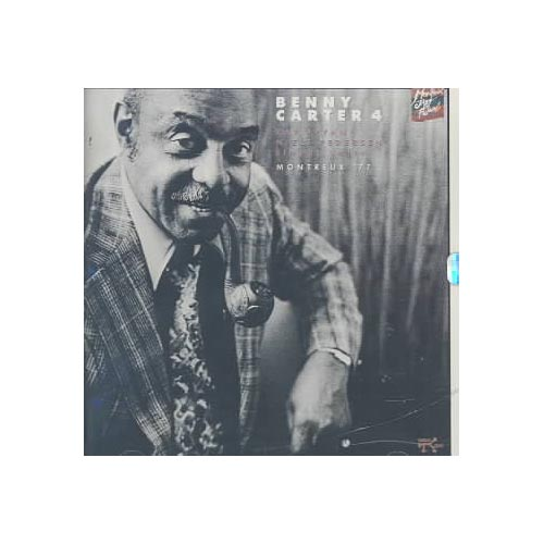 Benny Carter 4: Benny Carter (alto saxophone, trumpet); Ray Bryant (piano); Niels-Henning Orsted Pedersen (bass); Jimmie Smith (drums).<BR>Recorded live at Mountain Recording Studios, Montreux, Switzerland on July 13, 1977. Originally released on Pablo Live (2308-204). Includes liner notes by Norman Granz.<BR>Digitally remastered by Phil De Lancie (Fantasy Studios, Berkeley, California).