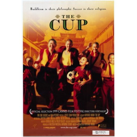 The Cup Movie Poster Print (27 x 40) for $<!---->