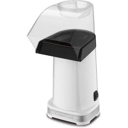Cuisinart CPM-100W EasyPop Hot Air Popcorn Maker, White(Certified Refurbished) ()