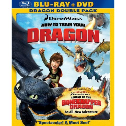 How To Train Your Dragon (Blu-Ray + Standard DVD) (With Legend Of The Boneknapper Dragon) (Widescreen)