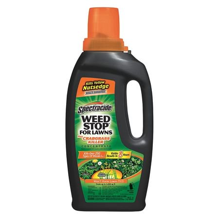 Spectracide Weed Stop For Lawns   Crabgrass Killer Concentrate  32 Oz