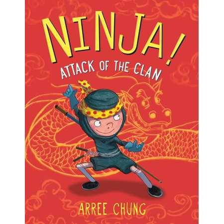 Ninja! Attack of the Clan (Hardcover) - Supercell Clash Of Clans Halloween