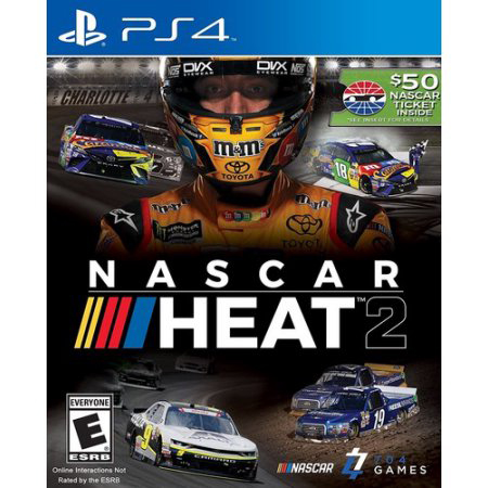 DMI NASCAR Heat 2 for PlayStation 4