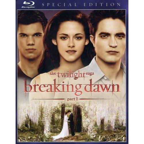 The Twilight Saga: Breaking Dawn, Part 1 (Special Edition) (Blu-ray) (With INSTAWATCH) (Anamorphic Widescreen)
