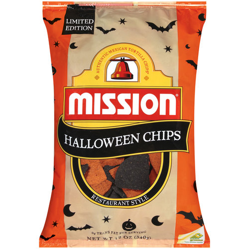 Good Health Ms Halloween Tortillas Chip 12.0 Oz