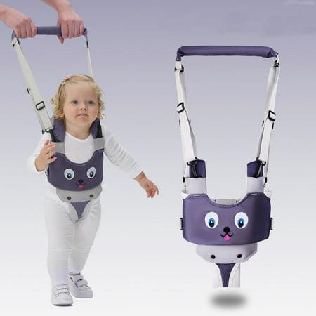Baby Walking Harness, Handheld Kids Walker Helper ...